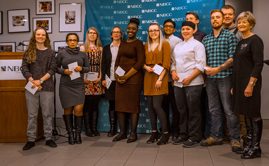 NBCC Bursary Award Recipients