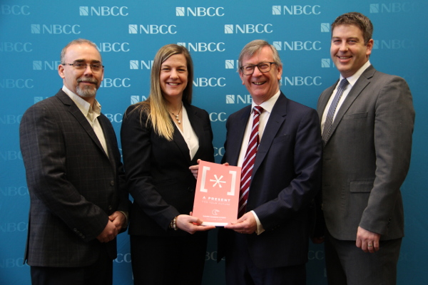 NBCC and Galway Business School sign Memorandum of Understanding