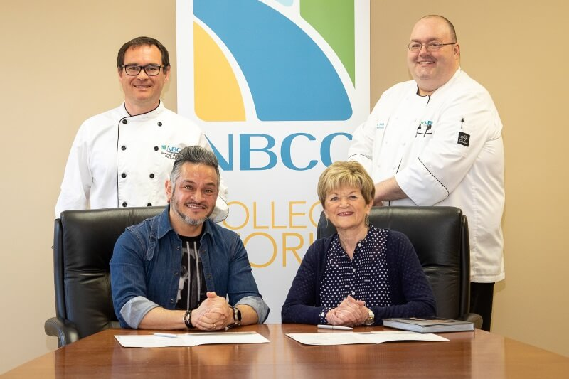 NBCC MoU with Chef Bravo
