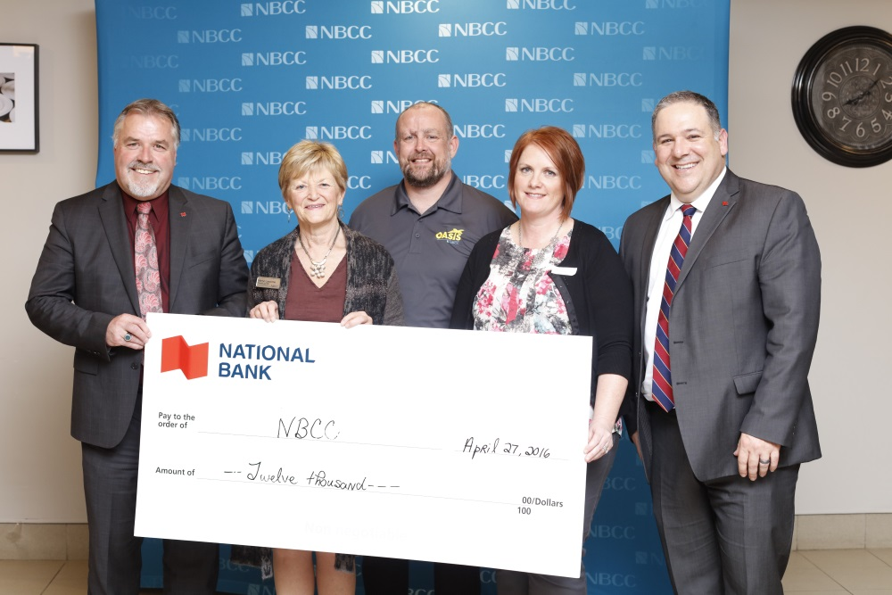 NBCC & National Bank partnership