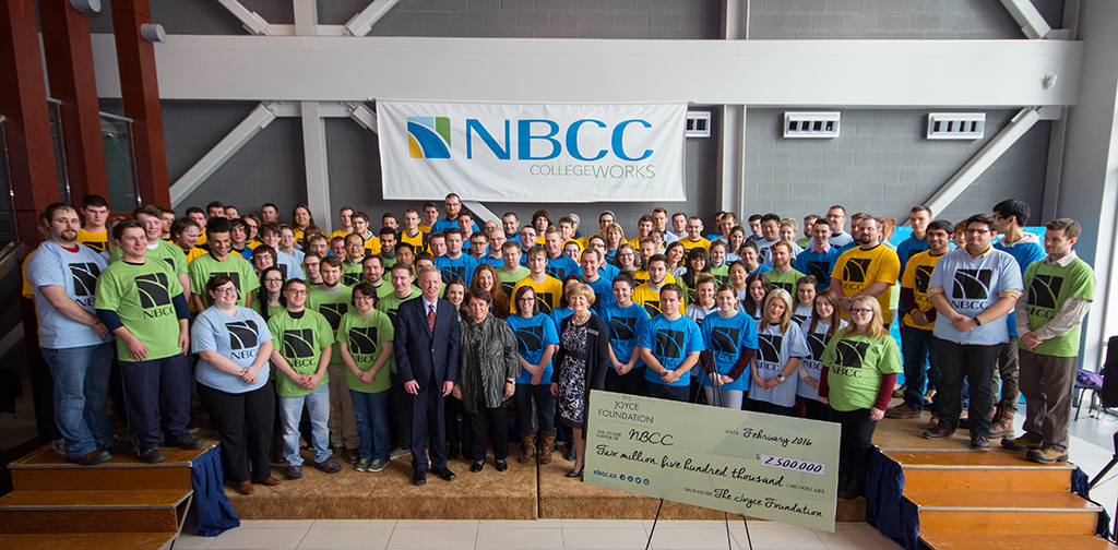 NBCC receives largest gift in its history from The Joyce Foundation