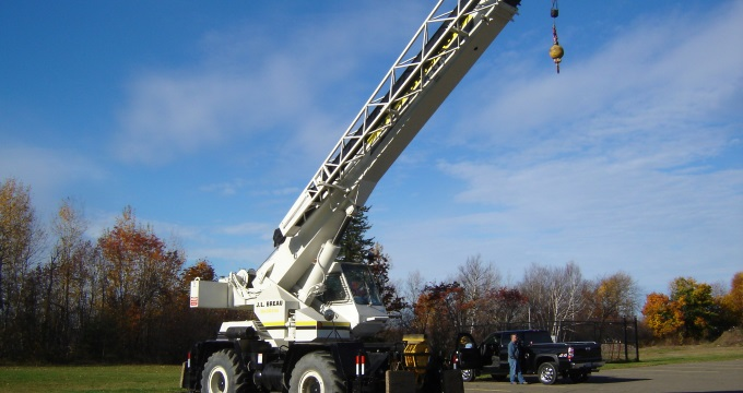 Mobile Crane Driver : Nbcc new brunswick community college