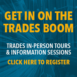 Trades Info Sessions